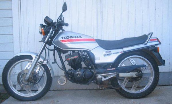 Honda CB 125 T -83