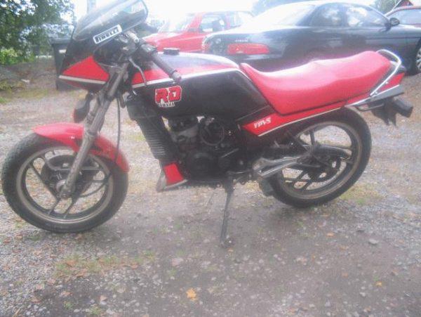 Yamaha RD 125 -86
