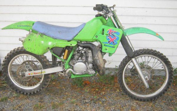 Kawasaki KX 250 -87
