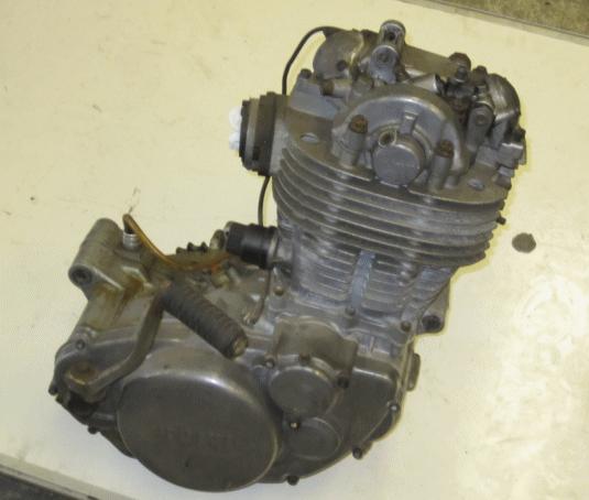 Yamaha SR 500 -79