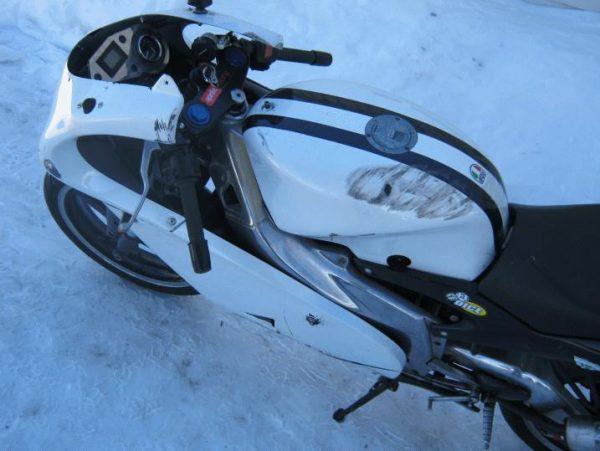 Aprilia RS 125 -01