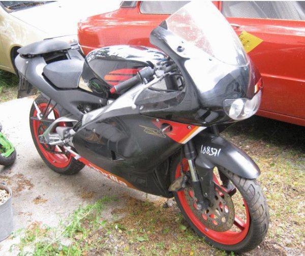 Aprilia RS 125 -04
