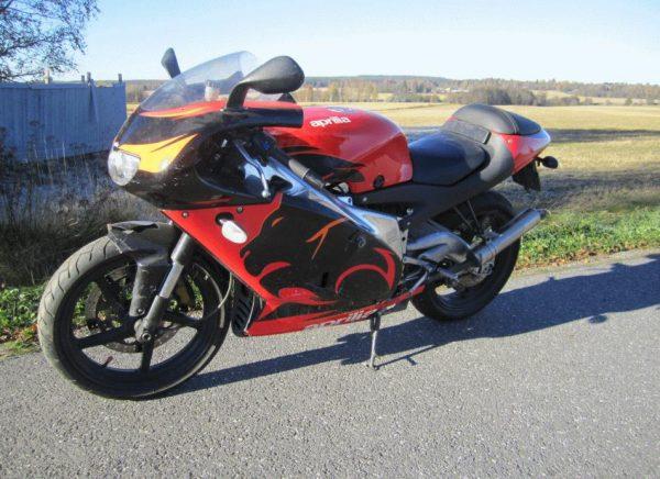 Aprilia RS 125 -05