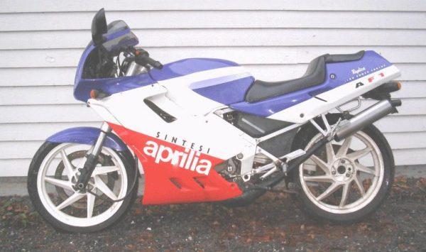 Aprilia AF-1 Replica 125 -90