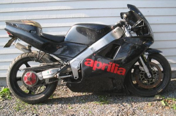 Aprilia AF1 Futura 125 -93