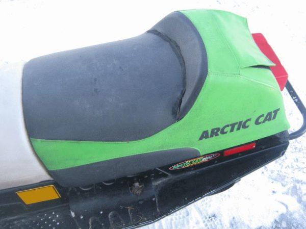 Arctic Cat Z 440 Sno Pro -00