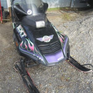 Arctic Cat 550 EXT -91
