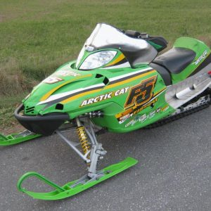 Arctic Cat F5 Firecat -03