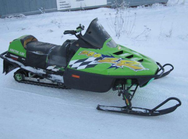 Arctic Cat ZR 580 -97
