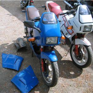Benelli Jarno 125 -89 ja -90