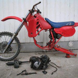 Honda CR 80 -89