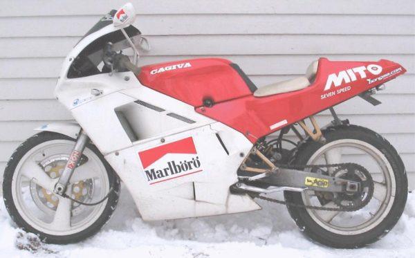 Cagiva Mito -92