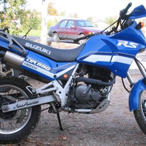 Suzuki DR 650 -94