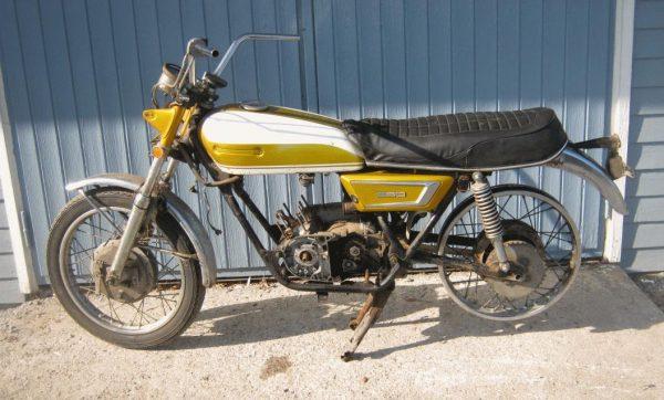 Yamaha DS 7 -72