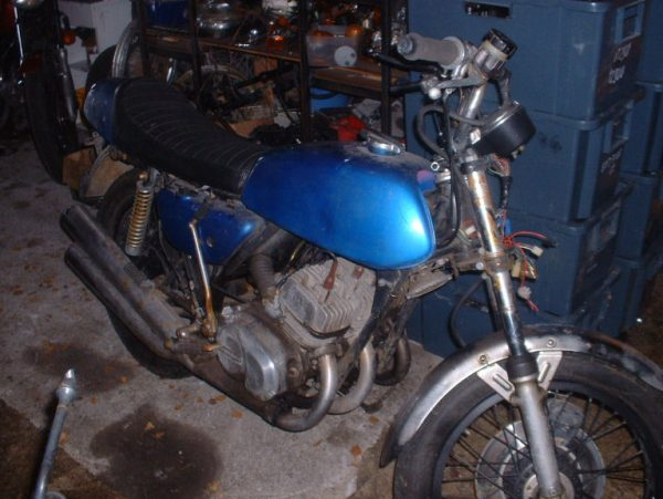 Kawasaki S2 350 1974