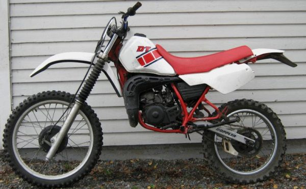 Yamaha DT 125 -85
