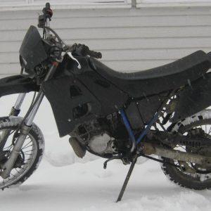 Yamaha DT 125R -94