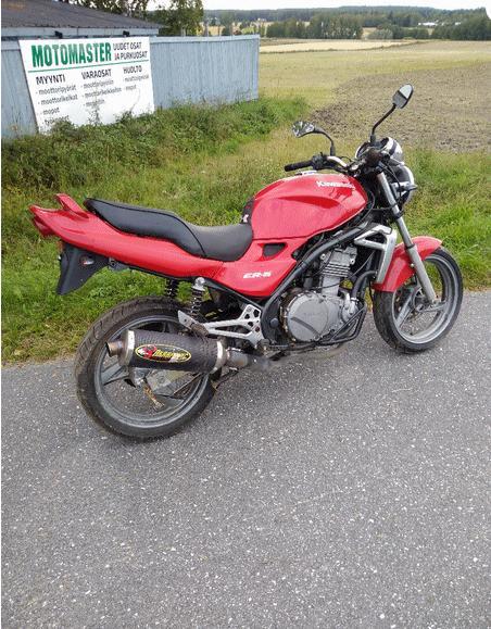 Kawasaki ER-5 -00