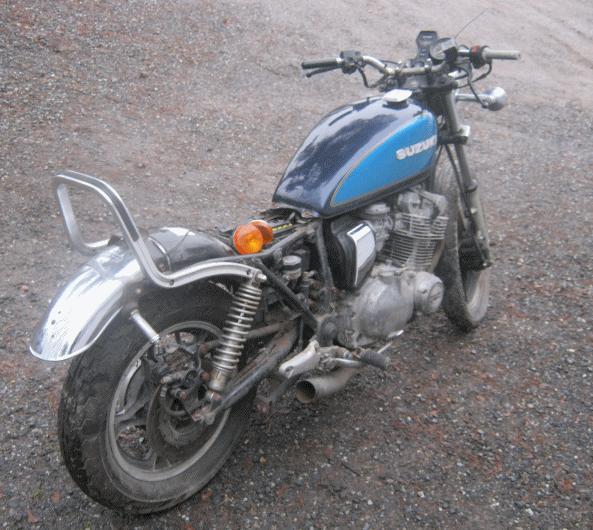 Suzuki GS1100 L -82