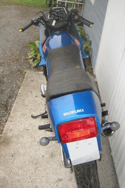 Suzuki GSX 750 ES -84