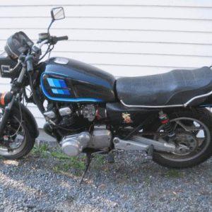 Suzuki GSX 1100 -81