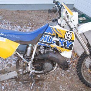 HUSQVARNA WR 125 Enduro