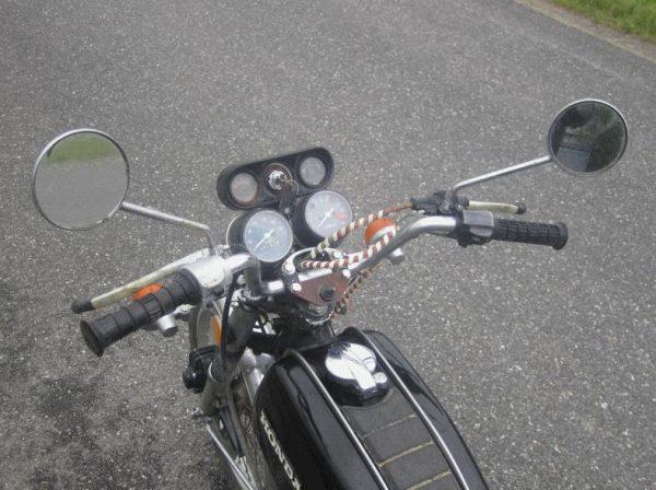 Honda CB 125 -76