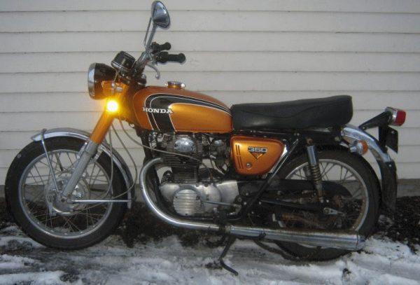 Honda CB 350 -74