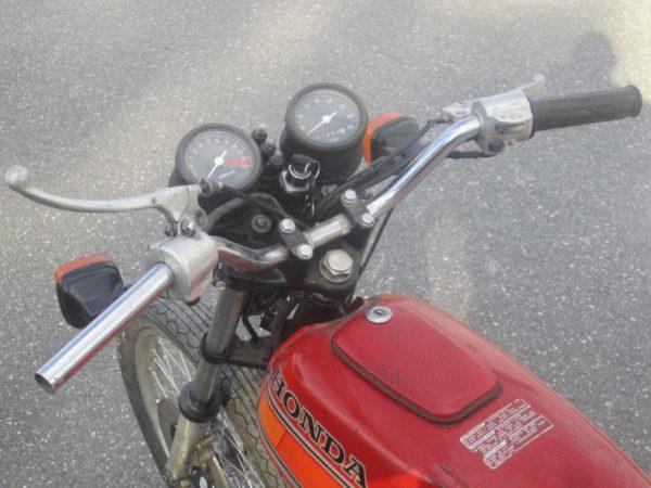 Honda CB 125 T -77