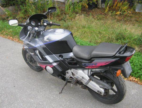 Honda CBR 600F -92