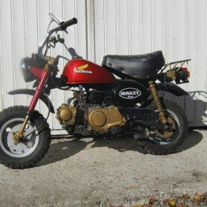 Honda Monkey Z50 -78