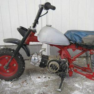 Honda Z50 MONKEY 80-91