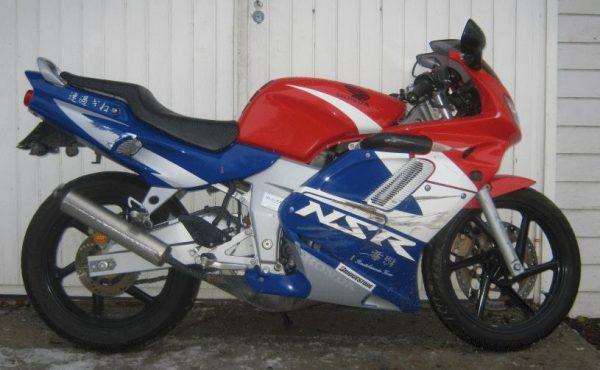Honda NSR 125 -03