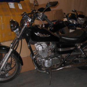 Honda Ca 125 Rebell -00