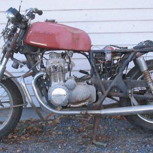 Honda CB 350 Four -74