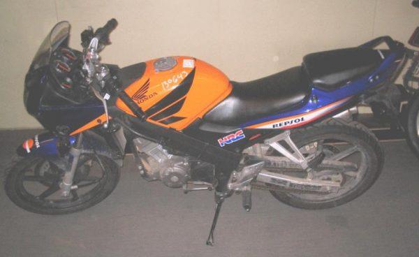Honda CBR 125 -07