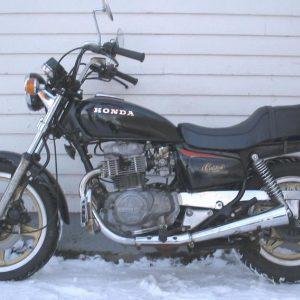 Honda CM 400 -86