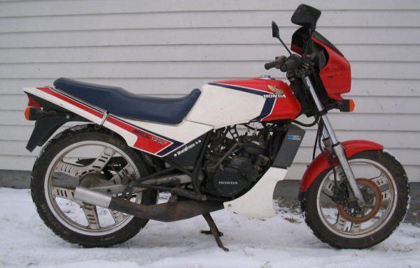 Honda MBX 125 -84