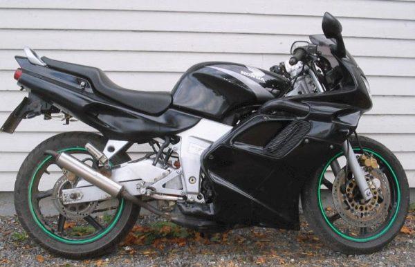 Honda NSR 125 -01