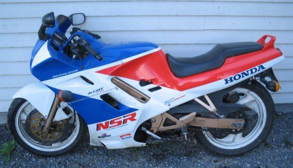 Honda NSR 125 -89