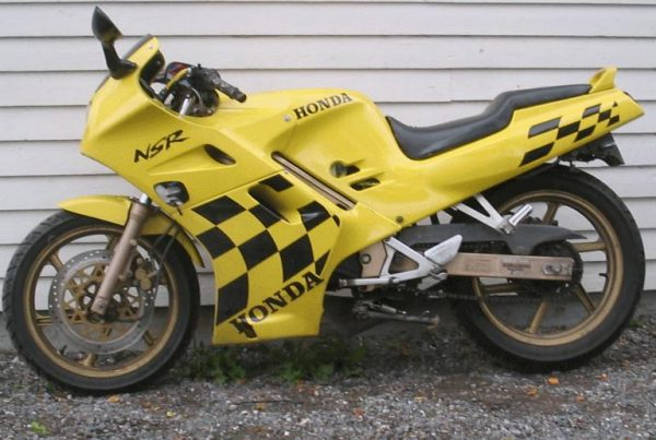 Honda NSR 125 -92