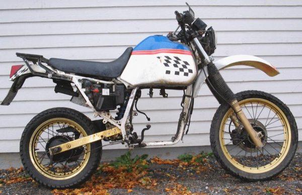 Honda XL 600L -86