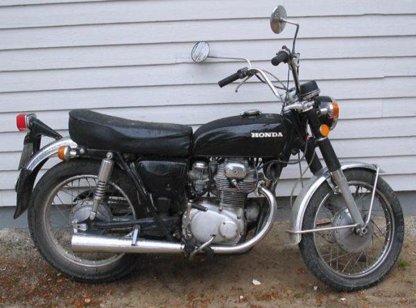 Honda CB 350 -73