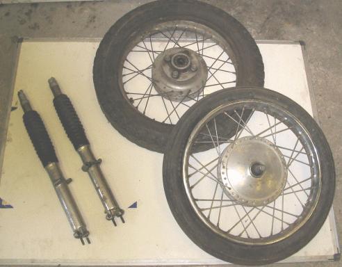 Honda CB 350 -72