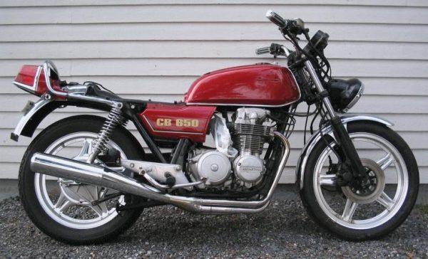 Honda CB 650 -81