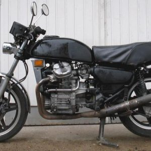 Honda CX 500 -85