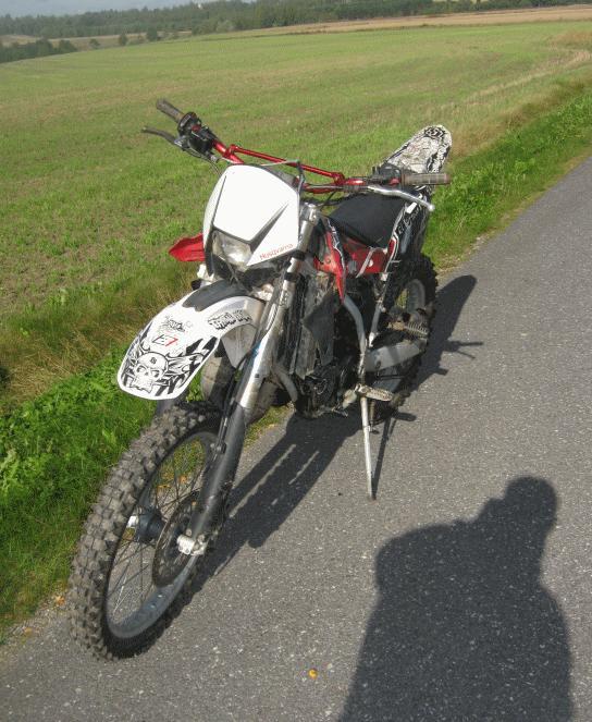 Husqvarna 125 WRE -07