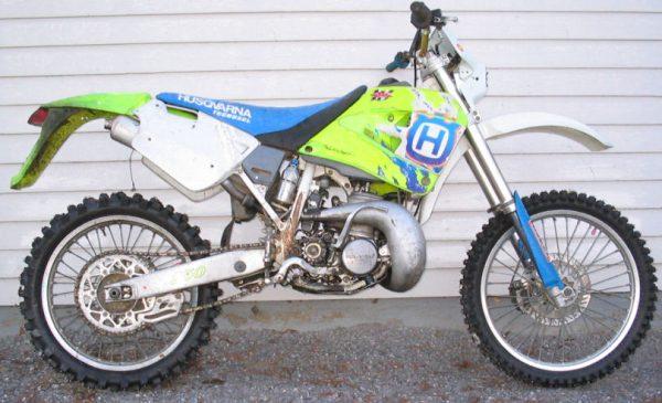 Husqvarna 250 WR -96