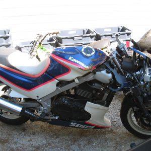 Kawasaki GPZ 500 S -93
