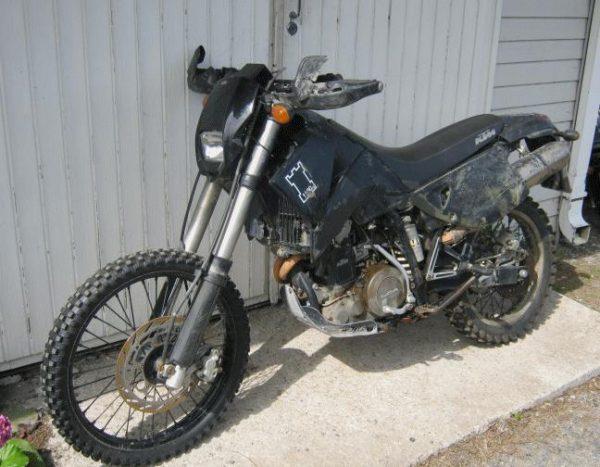 KTM 400 LC4 -99